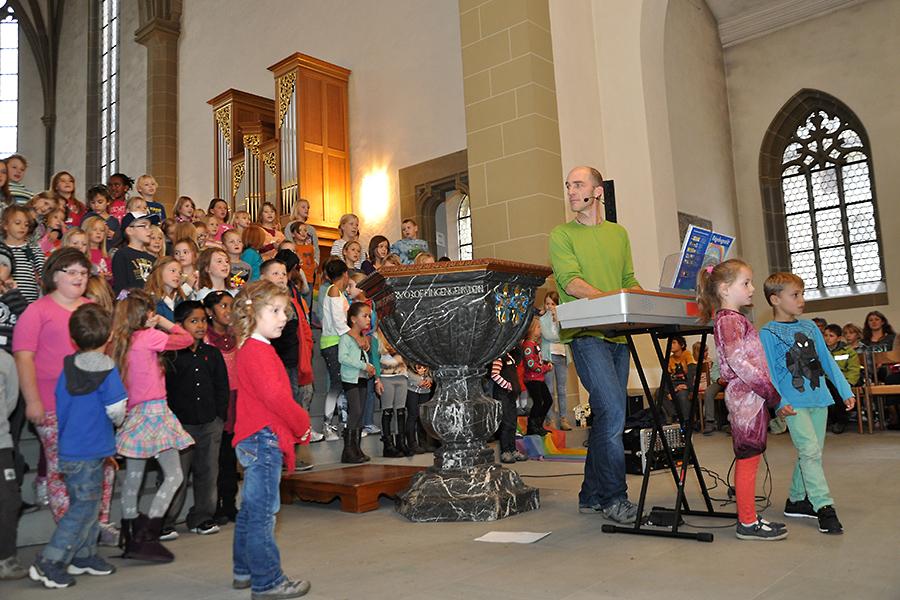 KiK-Eventtag 2014: So farbenfroh kann Kirche sein