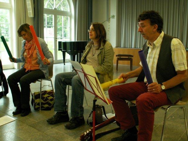 Sing mit! – Kaleidoskop-Diplomkurs vom 4. Mai 2013 in Aarau