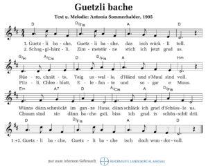 Guetzli bache (M+T: Antonia Sommerhalder)