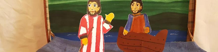 Veranstaltung: Koffertheater – Geschichten für Kinder in Szene gesetzt