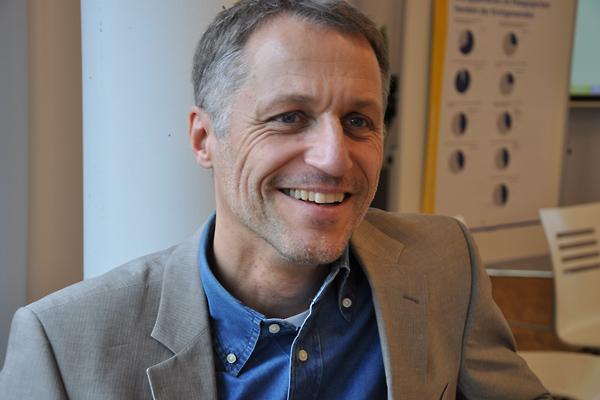 Gastreferent Christoph Walser