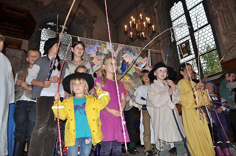 KiK-Eventtag 2012: Sturmerprobtes Kirchenschiff